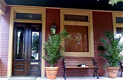 Brilliant Dispatch From New Orleans New Orleans House Paint Colors Largest Home Design Picture Inspirations Pitcheantrous