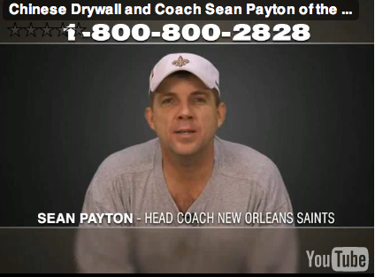 Sean Payton New Orleans Saints