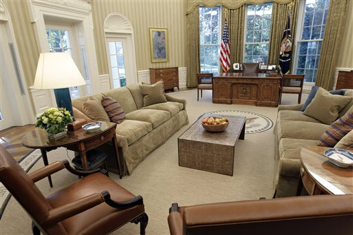 Oval Office After