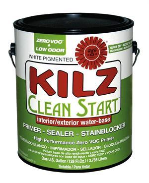 Kilz Clean Start