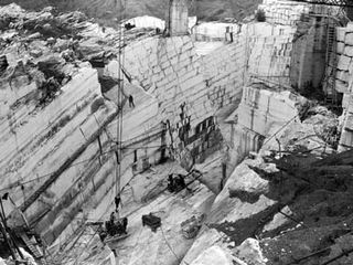 Alabama Marble Quarry