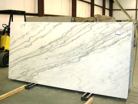 Made in America — Alabama white marble