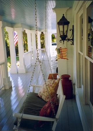 Plaskoff porch