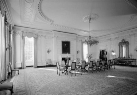 Roosevelt Dining Room1992