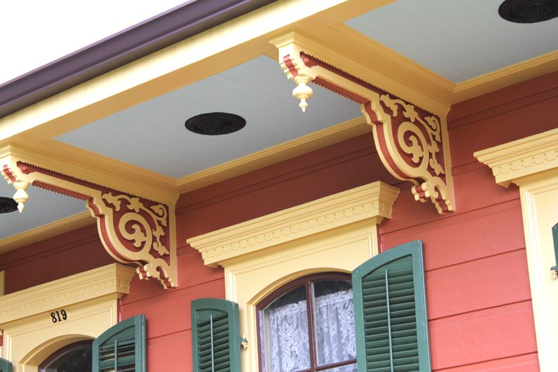 Dispatch from new orleans new orleans house paint colors New orleans paint colors