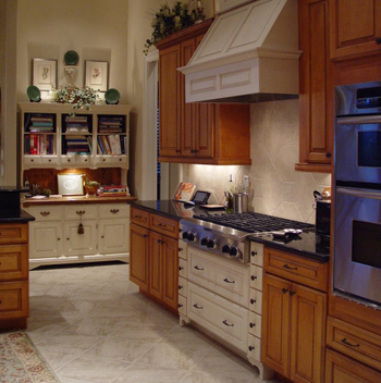 Mary Kay's inspiring kitchen