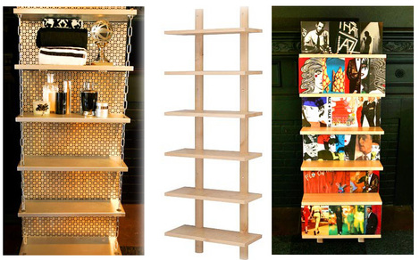 Fun with IKEA's $40 Varde wall shelf - Kathy's Remodeling Blog